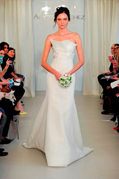 Angel Sanchez Kleinfeld Bridal