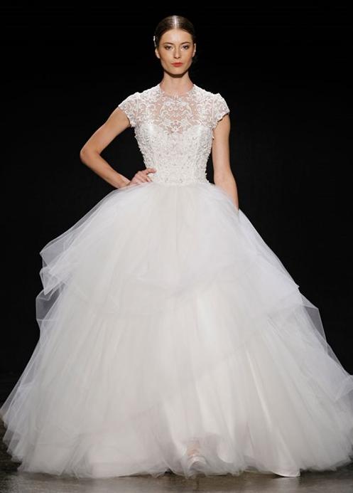 Lazaro Kleinfeld Bridal