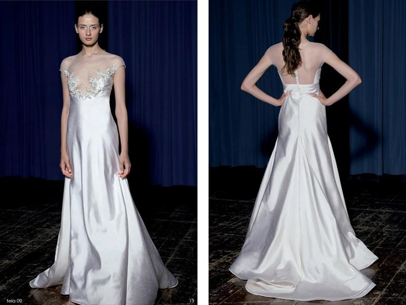 Iris Noble kleinfeld bridal