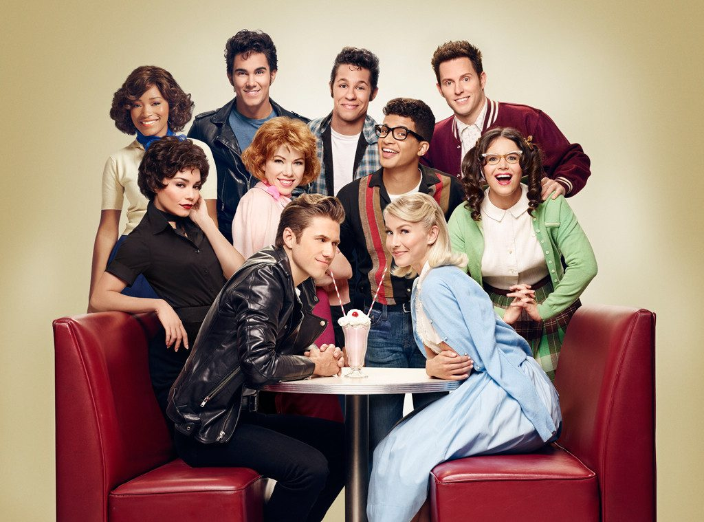 Grease Live Dresses Kleinfeld