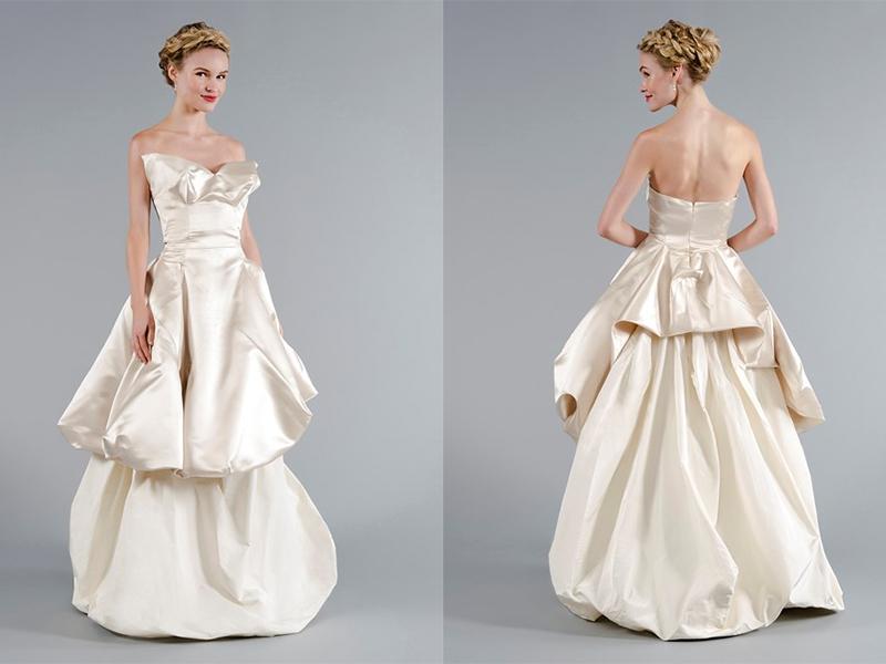 vivienne westwood kleinfeld bridal