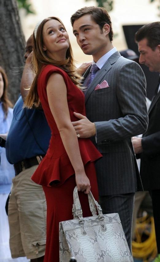 Chuck & Blair Gossip Girl