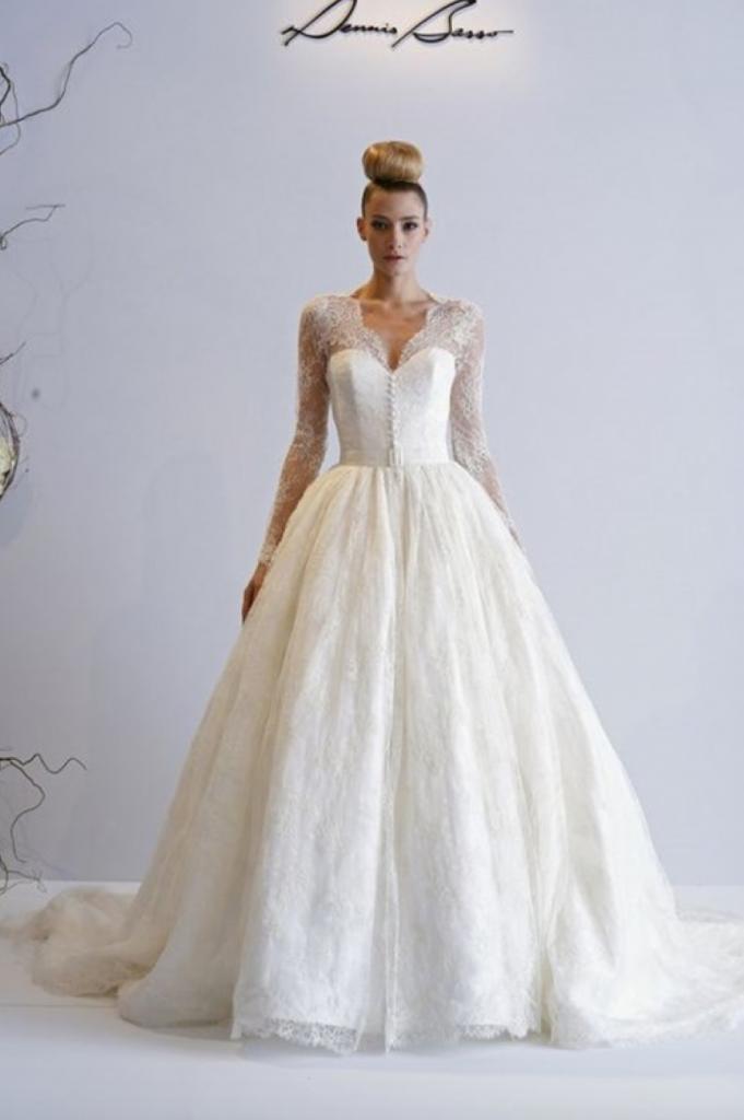 Dennis Basso Kleinfeld Bridal