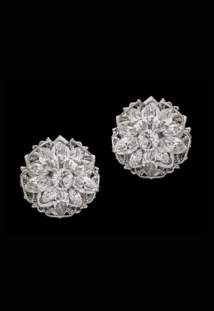 Pnina Tornai Earrings Kleinfeld Bridal