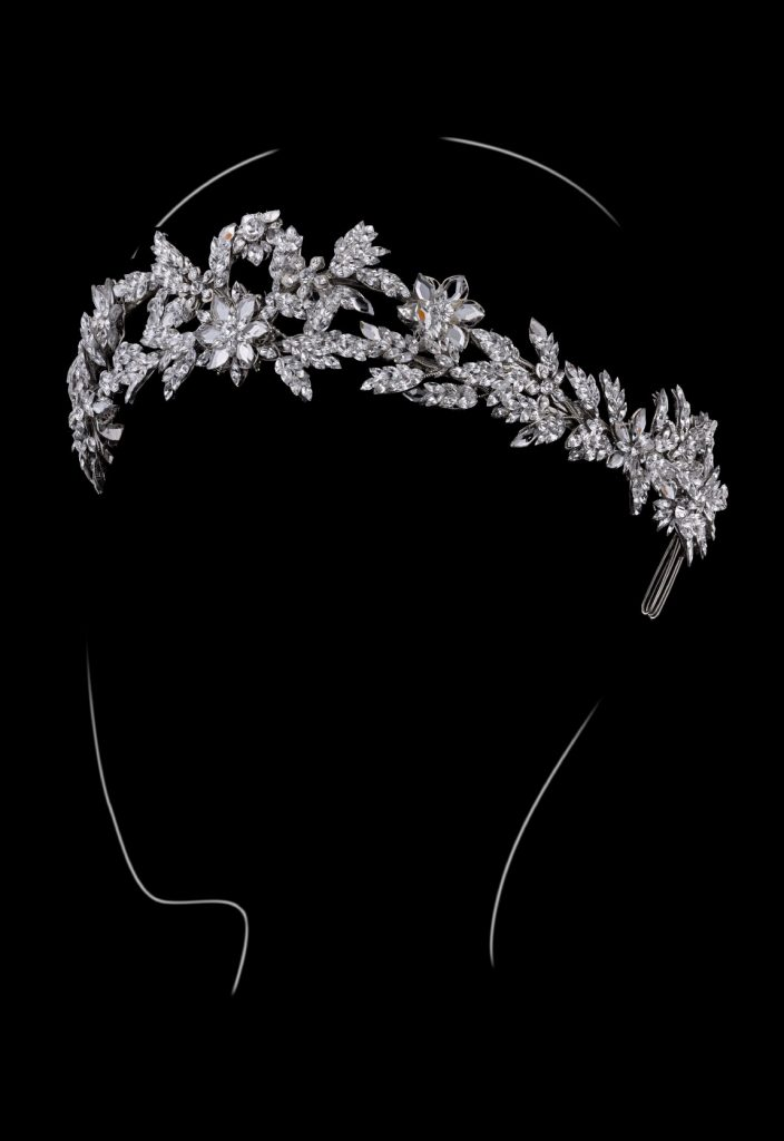 Pnina Tornai Headpiece Kleinfeld Bridal