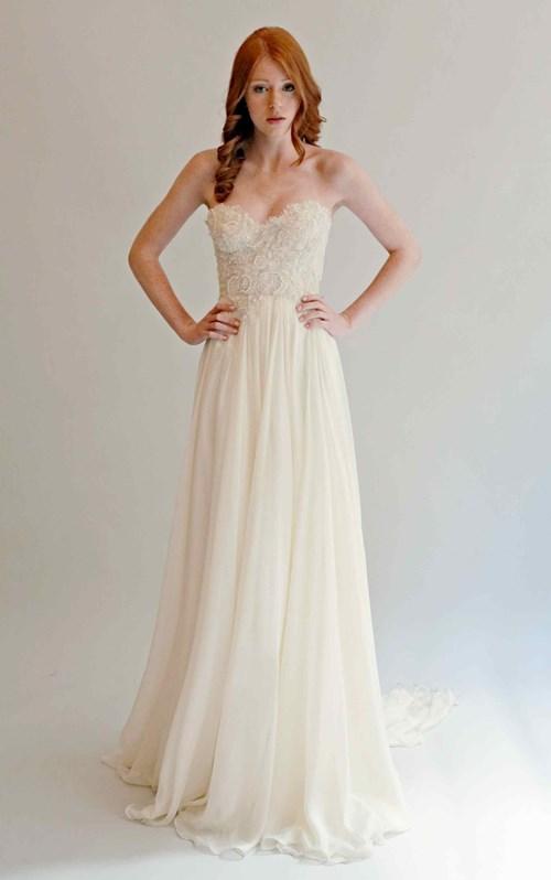 Leanne Marshall Kleinfeld Bridal