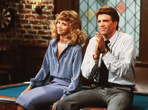 Sam & Diane Cheers