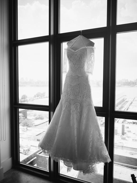 Jessica & Michael Kleinfeld Bridal Real Wedding
