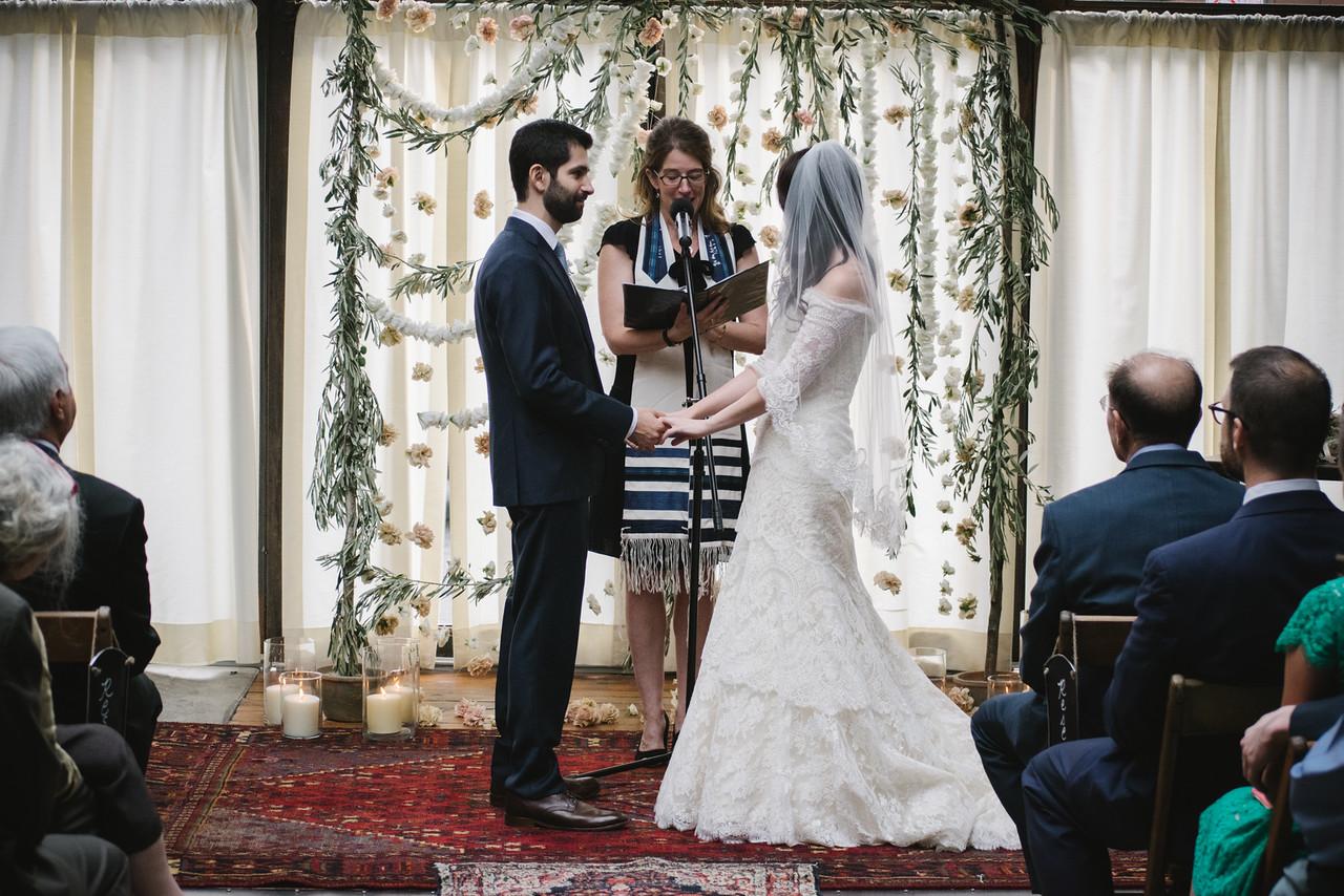 Jessica & Michael Real Kleinfeld Wedding