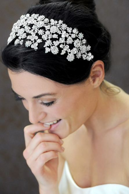 Erica Koesler Headpieces & Accessories Kleinfeld Bridal