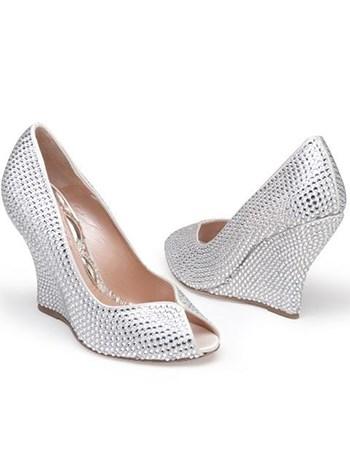 Kleinfeld Bridal Aruna Seth Shoes