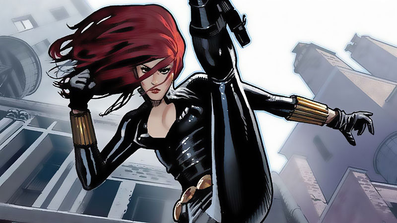 Black Widow Marvel Comics