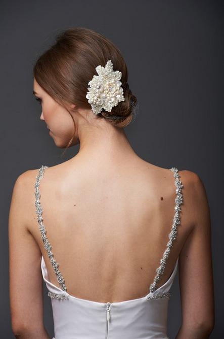 Blossom Veils at Kleinfeld Bridal