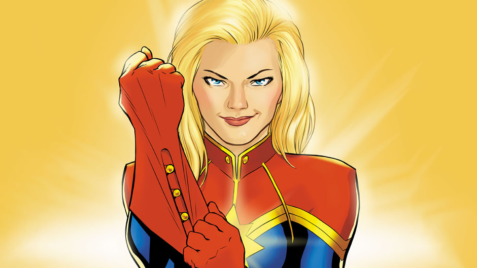 Captain Marvel Marvel Comics