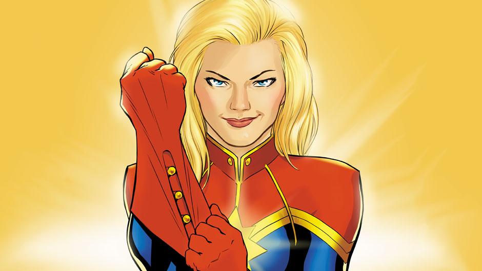 Captain Marvel Marvel Comics