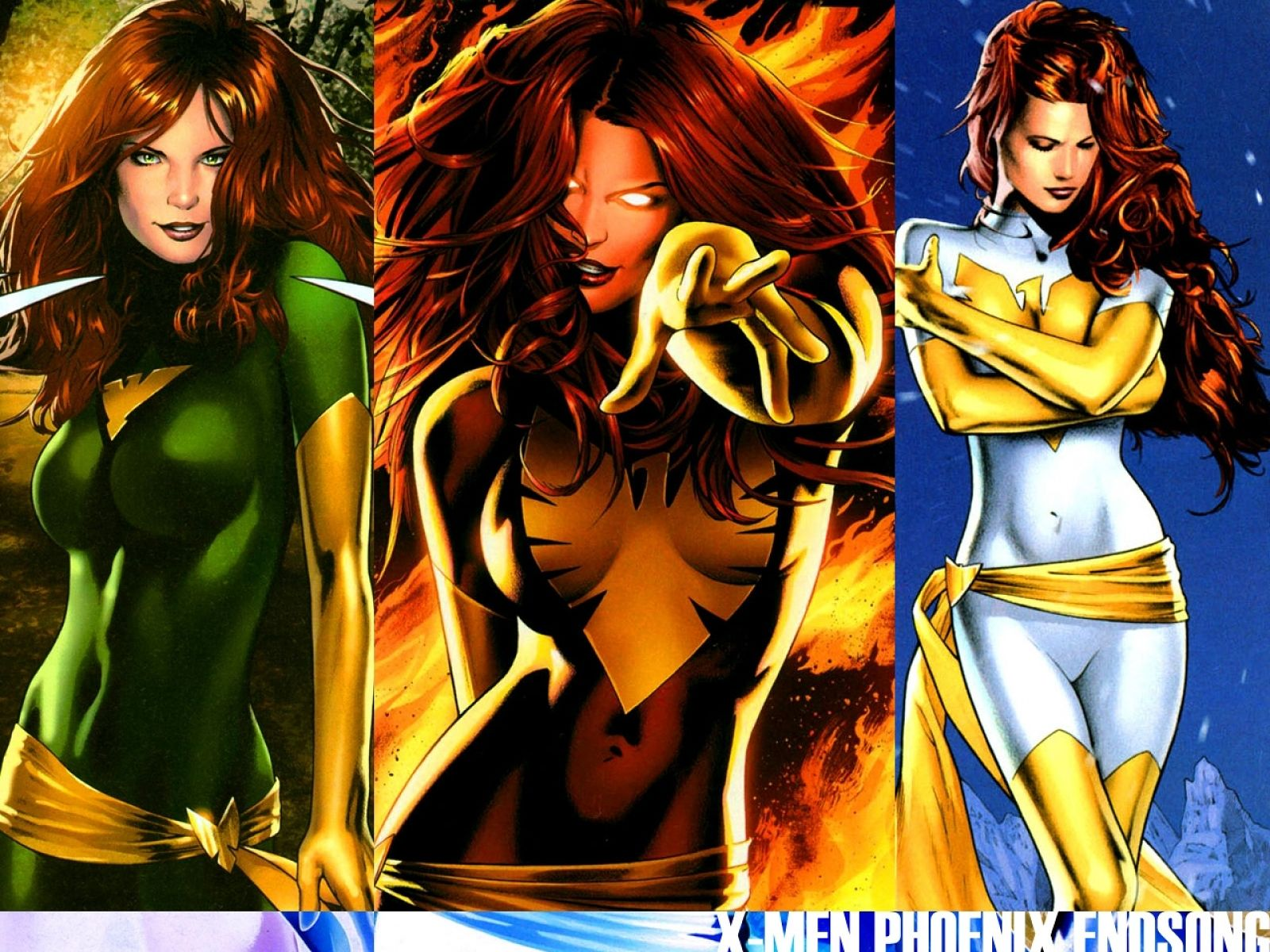 Jean Grey Marvel Comics