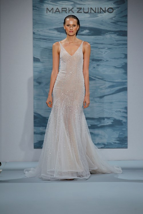 Mark-Zunino Kleinfeld Bridal