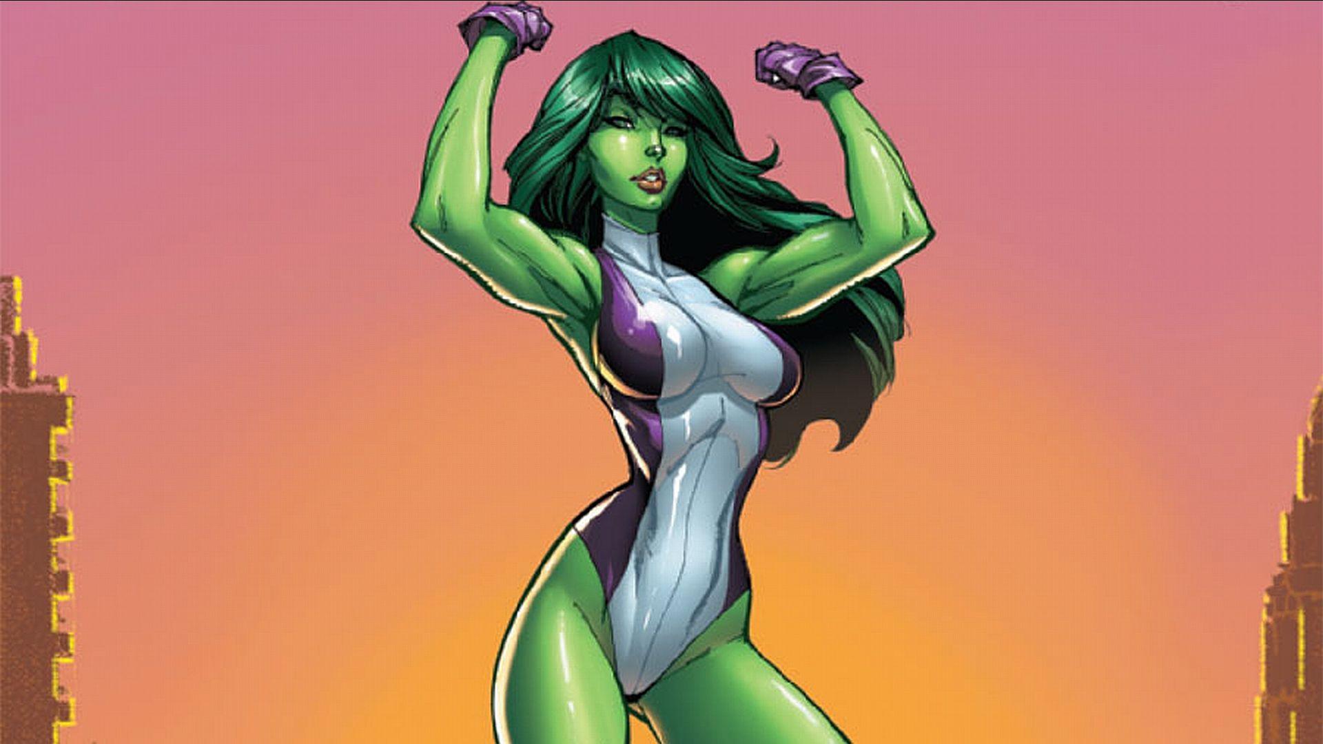 She-Hulk Marvel Comics
