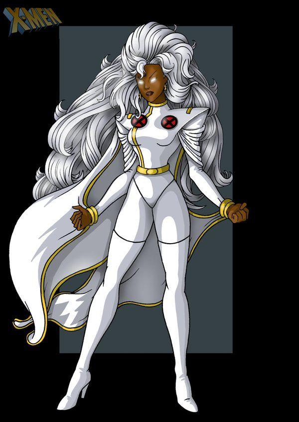 Storm Marvel Comics