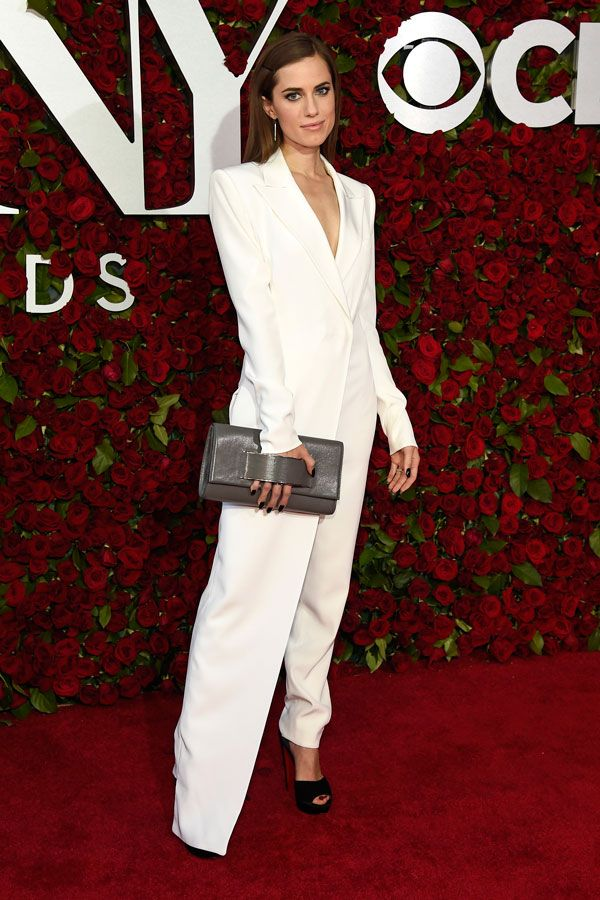 Allison Williams Tony Awards 2016