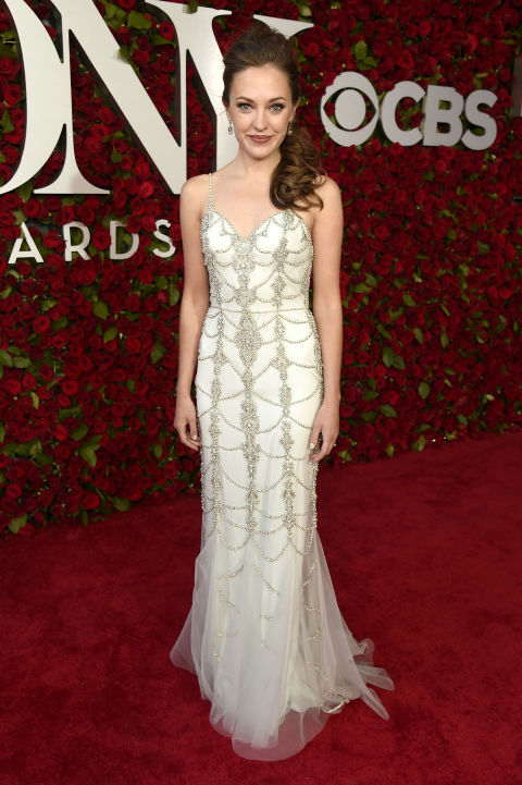 Laura Osnes Tony Awards 2016