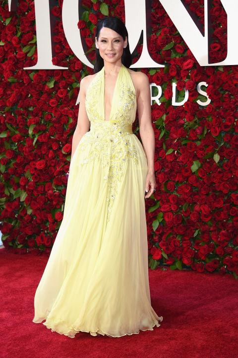 Lucy Liu Tony Awards