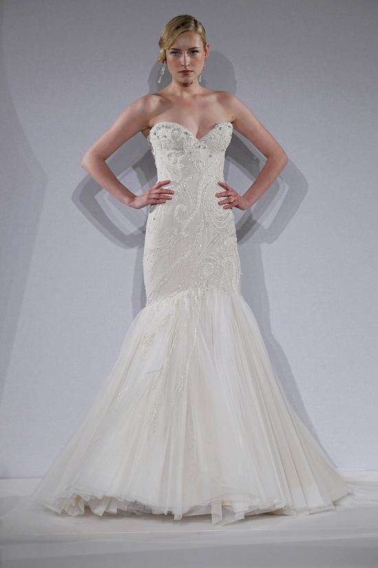 MARK ZUNINO BRIDAL SS13 NEW YORK 04/16/12